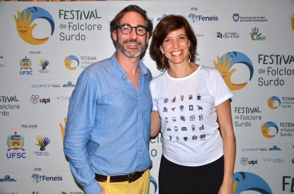 David Oliver Philippe, Fernanda de Araujo Machado